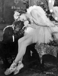 "Olive Borden in ""The monkey talks"" - 1927"