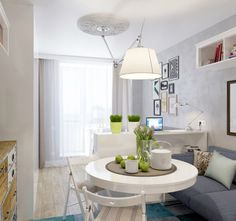 Small Apartments Under 30 Square Meters 12