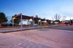 Maria Martori Park by AAB Arquitectes – Jofre Roca Estudi d'Arquitectura