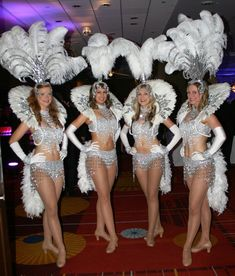 white and silver showgirls 2013.jpg 600×704 pixels