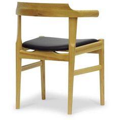 FLASH SALE! Baxton Studio Lausch Modern Dining Chair WD-824B-Natural – DeluxeHomeStore.com Modern Dining Chairs, Dining Chair Set, Dining Room Chairs, Baxton Studio, Polyurethane Foam, Home Furnishings, Home Improvement, Natural