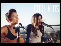 Echosmith - Cool Kids (Alex G & Kina Grannis Acoustic Cover) - YouTube