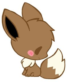 313 eevee by ~inopoke on deviantART - eevee