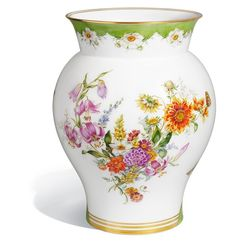 """Vase """"Summer Flowers"""", H 45 cm"""