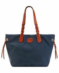 Dooney & Bourke Handbag, Nylon Shopper - Tote Bags - Handbags & Accessories - Macy's
