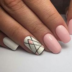 100 different ideas Nail Art designs about color & style