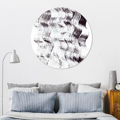 Discover «Abstraction-7», Limited Edition Disk Print by Natalia Terebinova - From $99 - Curioos