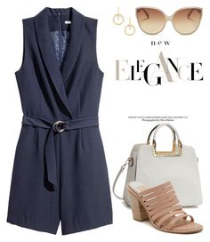 """""""Simple and Organized 3873"""" by boxthoughts ❤ liked on Polyvore featuring Dolce Vita, Linda Farrow and Sole Society"""
