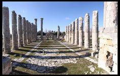 Uzuncaburç antik kenti/Olba/Silifke/Mersin