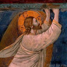 Giotto di Bondone - Christi Himmelfahrt