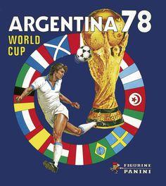Pasión por las fichus: mirá como evolucionó el diseño de los álbumes del Mundial