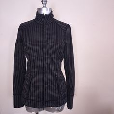 Zella Jacket Never been worn. Super cute and comfortable 💜 Zella Jackets & Coats