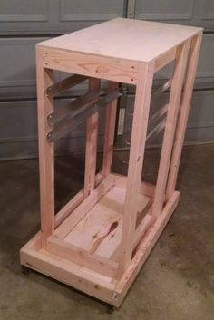DIY Server Rack / Enclosure / Cabinet