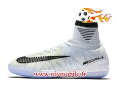 Nike Mercurialx Proximo II CR7 IC - Chaussure De Football Officiel 2018 Pour Homme 852499_401
