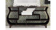 Shaped Console — Console -- Better Living Through Design