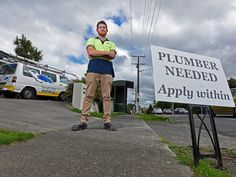 Businesses are struggling to fill vacancies - with one employer resorting to bringing staff out from the Philippines.