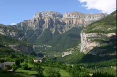 torla spain is a small community of just over two hundred habitants