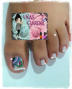 Cute Toe Nails, Cute Toes, Love Nails, Violet Nails, Toe Nail Designs, Pedicure, Nail Polish, Nail Art, Instagram Posts