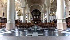 Waregem (B) May 2014 Church kerk België Belgium hdr foto Photo by: Jascha Hoste