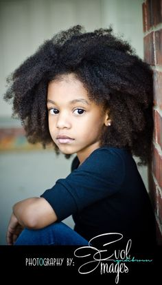 Freestyle Kinks <3 - http://www.blackhairinformation.com/community/hairstyle-gallery/kids-hairstyles/freestyle-kinks/ #kidshairstyles
