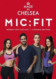 Ollie Proudlock, Binky Felstead, Spencer Matthews and Lucy Watson feature on MIC : FIT