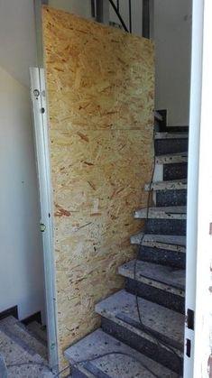 Treppenhaus Makeover  Sanierung Im 60 Jahre Flur.   Fräulein Emmama