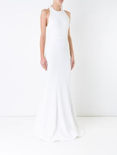 Rebecca Vallance 'Breakers' bow detail gown