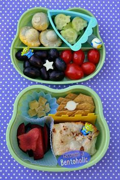 Outer Space & Aliens - Leftovers on Fridays ~ Becoming A Bentoholic