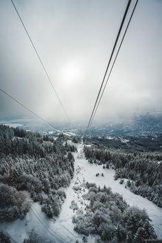 Soaring above  - Innsbruck, Austria