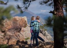 Boulder Proposal at Lost Gulch Overlook Just Engaged