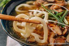 Udon leves egyszerűen - Japán és Koreai konyha - Receptek Messziföldről - Egzotikus fűszerek