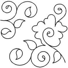 Leaves & Scrolls corners
