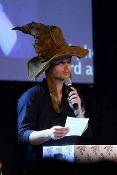 nice sorting hat Jensen!