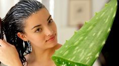 Girls! Want your hair to strengthen and Grow faster? Looking for a natural healthy product that's safe and easy to use? Click image to learn how Aloe Vera can help!