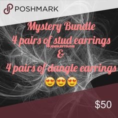 ❣ Mystery Bundle items will be boutique items chosen at random.  🌼 Jewelry