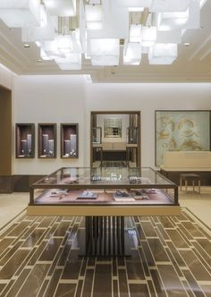 Patek Philippe extends its influence on London's New Bond Street with the help of architects AW² | Watches-and-jewellery | Wallpaper* Magazine