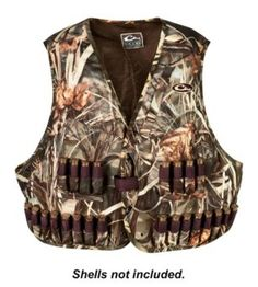 Drake® Waterfowl Wading Vest for Men | Bass Pro Shops