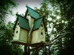 .bird condo.              t