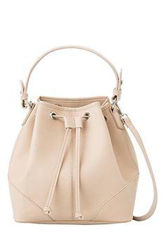 23 New Chic Handbags In Pastel Beige Purses Vegan Bucket Bags