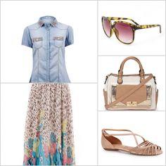 Um look leve para o verão! http://tempodemoda.climatempo.com.br/S%C3%A3o_Paulo
