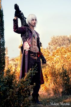 Dante Devil May Cry 3 Cosplay by Leon Chiro 2014 by LeonChiroCosplayArt.deviantart.com on @DeviantArt