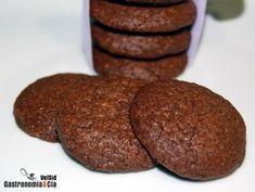 No Egg Desserts, Brownie Cookies, Cookies Receta, Macarons, Bon Appetit, Brownies, Muffin, Cupcakes, Favorite Recipes