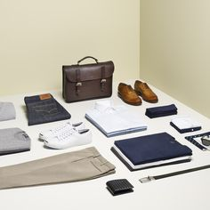 NICE style - (Mens apparel) Have you checked out the MR PORTER Essentials? They're our selection of the classic items which no man should be without: http://mr-p.co/sx6...