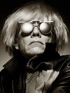 ♂ Man portrait black & white Albert Watson, Andy Warhol, New York City 1983 Jasper Johns, Arte Pop, Richard Hamilton, James Rosenquist, Pop Art, Diane Arbus, Vogue Covers, Celebrity Portraits, Kate Moss