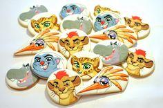 Lion Guard Cookies