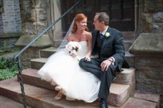 Real Wedding: Dan & Christa