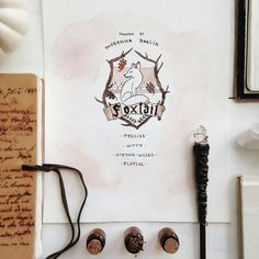"""Filming a Foxtail video, I even went so far as to map out the exact location the Foxtail common room would be on the Hogwarts grounds. I know what you're thinking, """"aren't you getting a little too into this?"""". The answer is yes, yes I am. ☕️"""