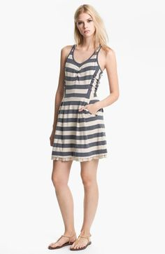 MARC BY MARC JACOBS 'Rapture' Stretch Cotton Tank Dress available at #Nordstrom