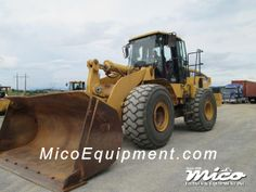Used 972G Cat Wheel Loader For Sale: Equipped with: Cab, Air, Ride Control.  Cat inspection attached.  Features:- EROPS AIR CONDITIONER RIDE CONTROL COUNTERWEIGHT WEIGHT MONITORING SYSTEM AUTO SHIFT LIGHTING SYSTEM. Check caterpillar machines here.