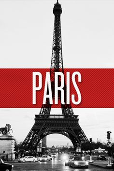 Paris is one place I have never been. It will happen within the next 24 months.